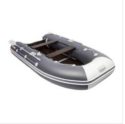 Лодка таймень lx 3200 ск графит/светло-серый (320 см. )