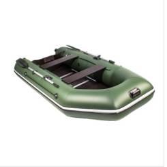 Лодка АКВА 2900 СК зеленый