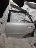 Дверь Toyota Harrier, левая задняя GSU35 Цвет 062