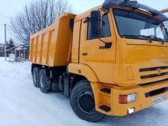 КамАЗ 65115-А4, 2016