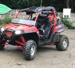 Polaris RZR 900, 2011