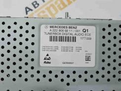 TV тюнер Mercedes CLA c117 2014 [0251679443]