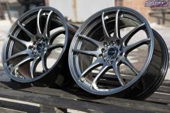 NEW! Разноширокие Style CR-Kiwami R17 8J/9j 5*100/114 (L160 L161)N