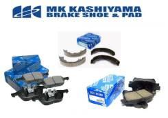 Колодки тормозные передние Kashiyama D0034
