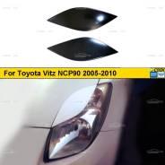 Реснички Toyota Vitz NCP90 2005-2010