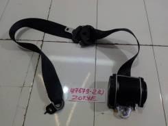 Ремень безопасности передний левый [5811010002B11] для Zotye T600 [арт. 417679-2]