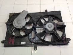 Вентиляторы радиатора в сборе с диффузором [1308010003B11] для Zotye T600 [арт. 448065-5]