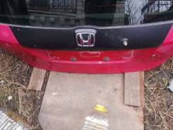 Планка двери багажника Honda Fit GD