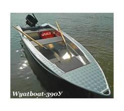 Алюминиевая лодка Wyatboat 390У