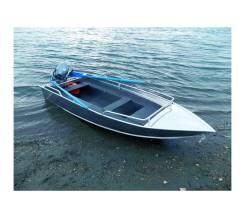Алюминиевая лодка Wyatboat-390M