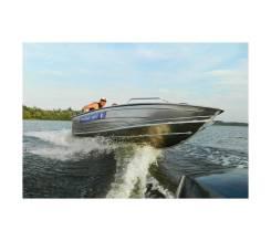 Лодка алюминиевая Wyatboat-460 P