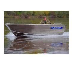 Лодка алюминиевая Неман 500 P
