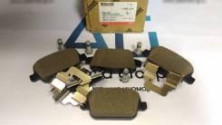 Колодки тормозные задние (мех/ручник) 1566234 FORD