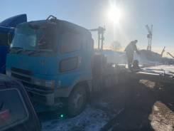 Бортовой грузовик Fuso на запчасти
