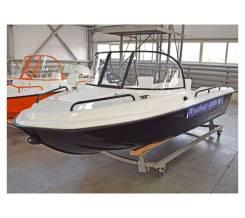 Комбинированный катер Wyatboat-430M