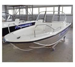 Катер комбинированный Wyatboat-430 DCM