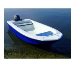 Лодка пластиковая Wyatboat 430 тримаран
