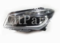 Дорестайлинг левая ксеноновая не адаптивная фара 2013-2016 год Mercedes CLA-Klasse W117