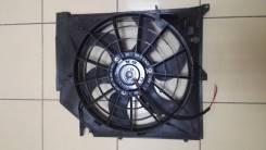 Вентилятор охлаждения двигателя c диффузором на E-46