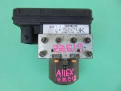 Блок abs Toyota Allex/Runx, ZZE122,1ZZFE.44050-12130,44050-12131,44050-