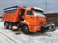 МК-4534-08 на самосвале КАМАЗ-65115-6058-50 (ПС+ПЛ+ЩО) (компл. Премиум), 2020