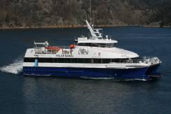 Скоростное пассажирское судно
