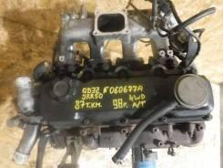 Двигатель Nissan Terrano Regulus JRR50 QD32ETi пробег 87 т. км