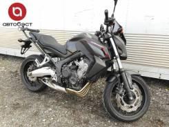 Honda CB 650F ABS (B9988), 2015
