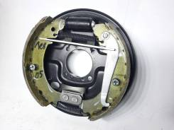 Щит тормозной в сборе левый ВАЗ 2101-2107