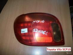 Фонари на Toyota Vitz (Тойота Витц) SCP10, NCP10 [x581655129]