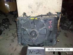 Радиатор isuzu gemini (Исудзу Гемини) JT151 [x566713730]