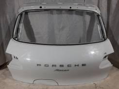 Дверь багажника Porsche Macan 958 MCT. M, 2018