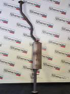 Труба глушителя средняя часть Toyota Harrier MCU15W 2002 г