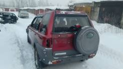 Бампер Land Rover Freelander, задний L314,