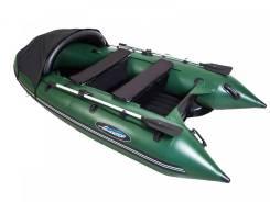 Лодка моторная ПВХ Gladiator E 350 НДНД