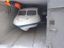 Продам катер Wyatboat 3П в комплекте с гаражом на ВМС ОБЬ.