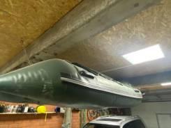 Продам Лодку «Бриг» пвх, двигатель 25 и прицеп