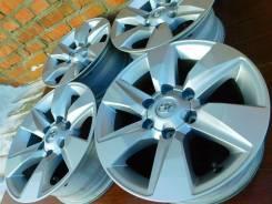 Оригинальные литые диски R17, «Toyota Land Cruiser Prado 150»