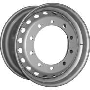 Грузовой диск Lemmerz 10.0x20/10x335 D281 ET120 Silver 718547400