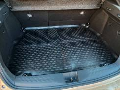 Коврик в багажник Toyota C-HR 2016+ (полиуретан)