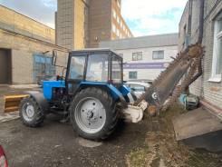 Продаётся Бара, Траншеекопатель на Базе Мтз в Барнауле