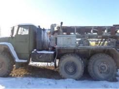 Буровая установка на базе УРАЛ-375 1979г.