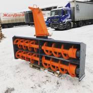 Снегоочиститель для экскаватора погрузчика Caterpillar 428F