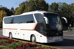 Аренда нового автобуса с водителем от 35 до 50 мест