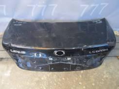 Крышка багажника Lexus LS 4
