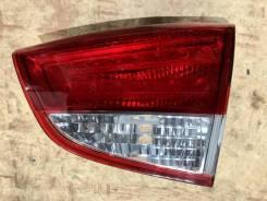 Фонарь задний правый внутренний Hyundai ix35 (LM) 10-15