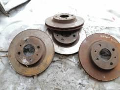 Диск тормозной R13 вентилируемый 2110-2112, калина, гранта