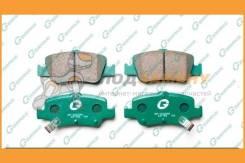 Колодки тормозные дисковые GP02299 Gbrake GP02299