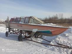 Корпус катера волга под подвесной мотор
