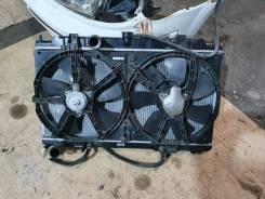 Радиатор охлаждения ДВС на Nissan Primera, Wingroad!